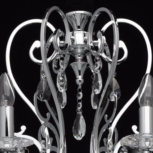 Sietynas CHIARO Crystal 45801060611
