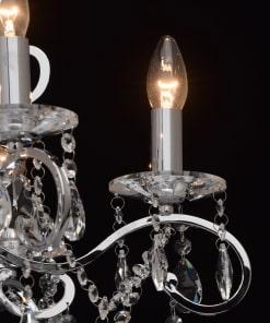 Sietynas CHIARO Crystal 4580106065