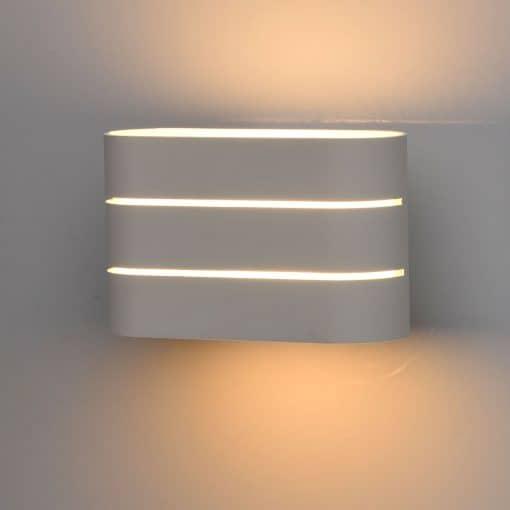 Sieninis šviestuvas MW-LIGHT Techno 4920240024