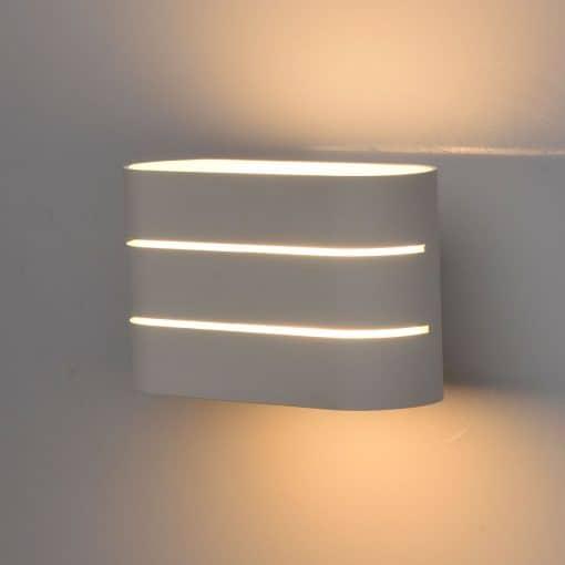 Sieninis šviestuvas MW-LIGHT Techno 4920240026