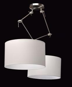 Pakabinamas šviestuvas RegenBogen Megapolis 4940121022