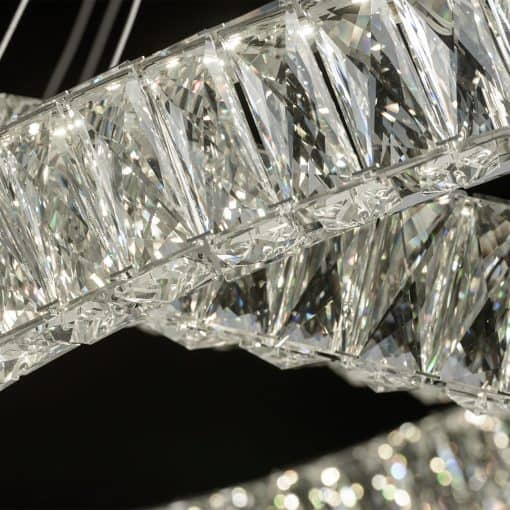 Sietynas CHIARO Crystal 4980116023