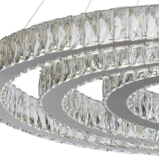 Sietynas CHIARO Crystal 4980120032