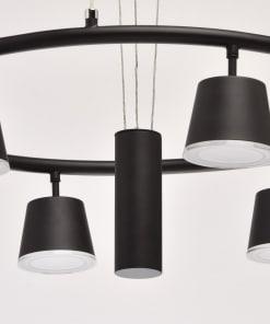 Pakabinamas šviestuvas MW-LIGHT Techno 63201510611