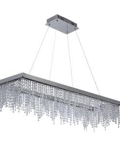 Pakabinamas šviestuvas CHIARO Crystal 642010401