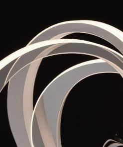 Pakabinamas šviestuvas RegenBogen Megapolis 66101520912
