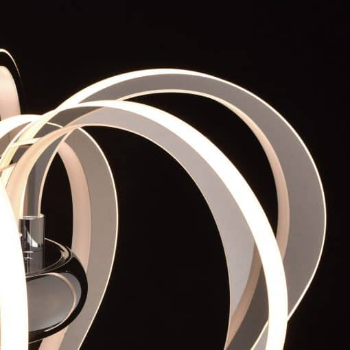 Pakabinamas šviestuvas RegenBogen Megapolis 6610152095