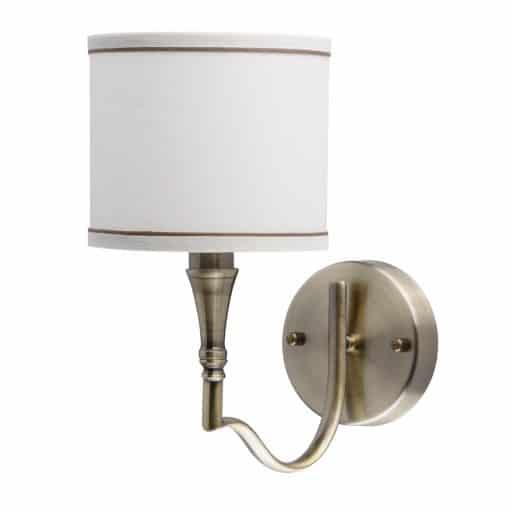 Sieninis šviestuvas MW-LIGHT Elegance 667021201