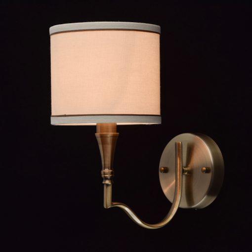Sieninis šviestuvas MW-LIGHT Elegance 6670212011