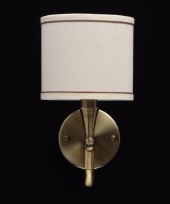 Sieninis šviestuvas MW-LIGHT Elegance 6670212014