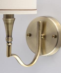 Sieninis šviestuvas MW-LIGHT Elegance 6670212017