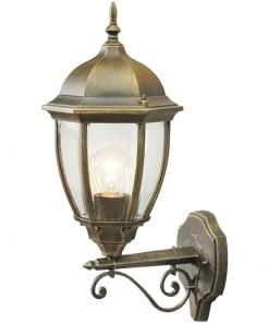 Sieninis šviestuvas MW-LIGHT Street 804020101