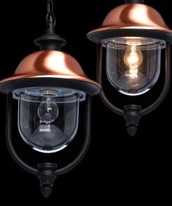 Pakabinamas šviestuvas MW-LIGHT Street 8050104019
