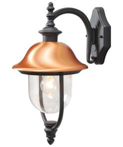Sieninis šviestuvas MW-LIGHT Street 805020201