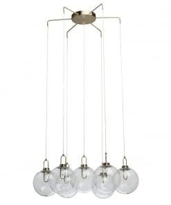 Pakabinamas šviestuvas RegenBogen Loft 657011307