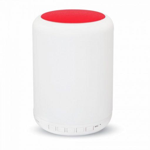 5W keičiantis šviesos spalvą nešiojamas LED šviestuvas V-TAC su išmaniuoju garsiakalbiu