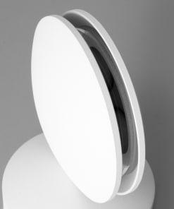7W apvalus drėgmei atsparus LED šviestuvas V-TAC su reguliuojama šviesos kryptimi