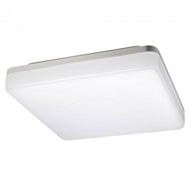 Modernaus dizaino atsparus drėgmei kvadratinis šviestuvas V-TAC