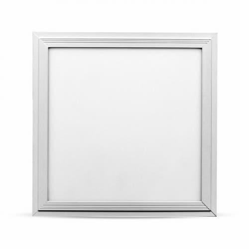 20W kvadratinė LED Panelė V-TAC su maitinimo šaltiniu