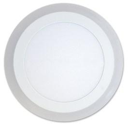 Apvali paviršinė LED panelė V-TAC