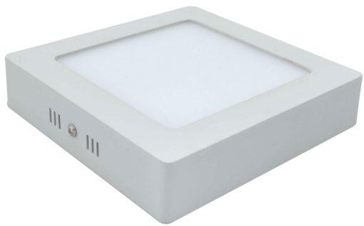 Kvadratinė paviršinė LED panelė HOROZ su maitinimo šaltiniu