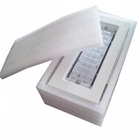 50W įmontuojamas LED šviestuvas pastogėms ar degalinėms