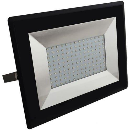 LED prožektorius 100W V-TAC E-serija (juodas arba baltas)