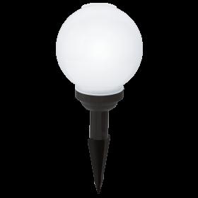 Burbulo formos įsmeigiams LED šviestuvas RGB SOLAR150