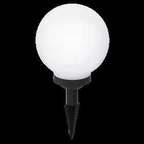 Burbulo formos įsmeigiams LED šviestuvas RGB SOLAR200