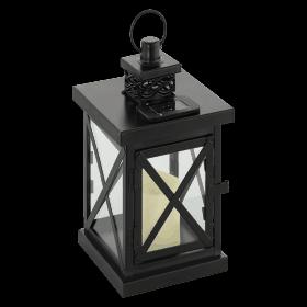 Didelis lauko šviestuvas žibintas su su viena lempa