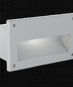 Įmontuojamas šviestuvas teritorijai apšviesti ZIMBA