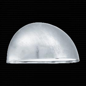 Šviestuvas LEPUS su metalo spalvos korpusu