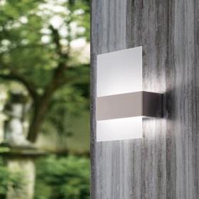 Minimalistinio stiliaus sieninis šviestuvas NADELA