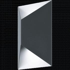 Sieninis LED lauko šviestuvas PREDAZZO