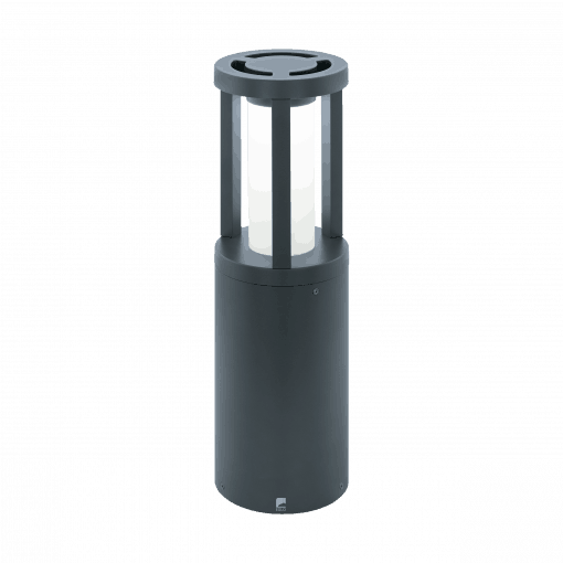 Pastatomas šviestuvas takeliams ar sodui apšviesti GISOLA