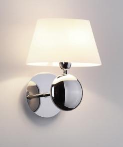 Sieninis šviestuvas NAPOLEON IP44 vonios kambariui