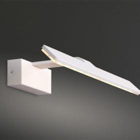 Baltas sieninis šviestuvas BLANCO