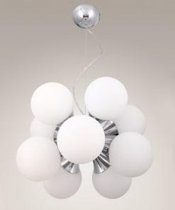 Modernus pakabinamas šviestuvas BALL