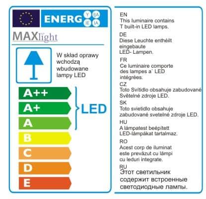 Reguliuojamas šviestuvas TECHNICAL SPOT