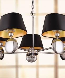 Modernios klasikos stiliaus pakabinamas šviestuvas NAPOLEON