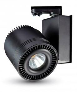 45W  LED šviestuvas ant bėgelio V-TAC COB CRI>95