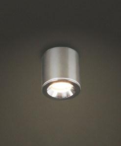 Lubinis mažas ritinio formos šviestuvas FORM GU10 IP65