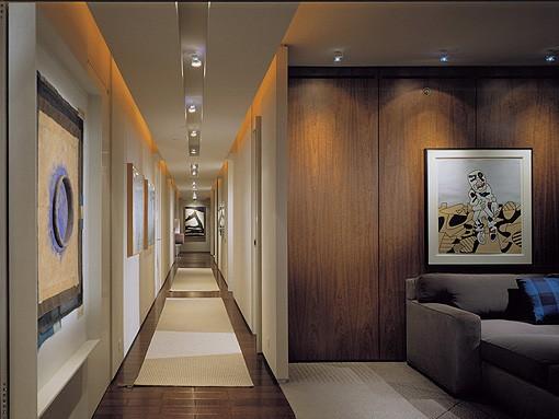 koridoriaus šviestuvai
