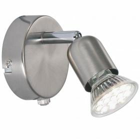 Sieninis kryptinis šviestuvas AVENUE LED