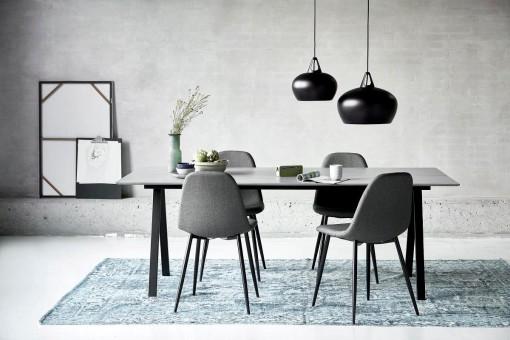 Skandinaviško dizaino pakabinamas šviestuvas BELLY