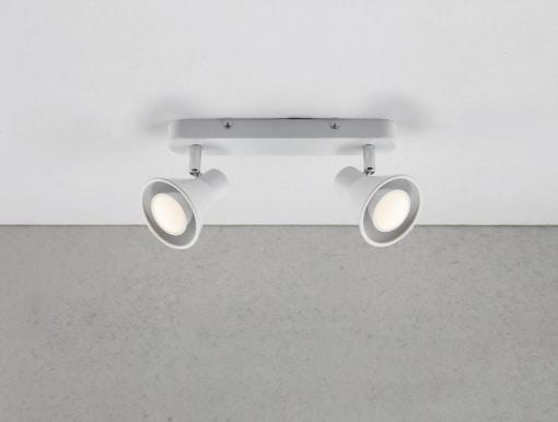 2 lempų kryptinis šviestuvas NORDLUX EIK