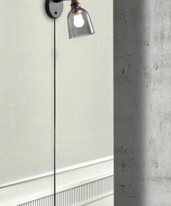 Skandinaviško dizaino sieninis šviestuvas KARMA 14