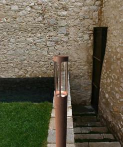 Pastatomas lauko šviestuvas HELIX