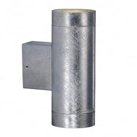 Grubaus metalo up down tipo sieninis šviestuvas CASTOR MAXI
