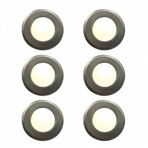 Grindinio šviestuvas UNE 6-KIT (6vnt.)